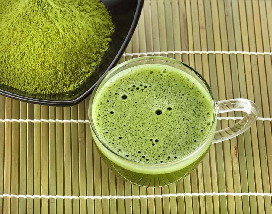 Matcha Tea Skincare