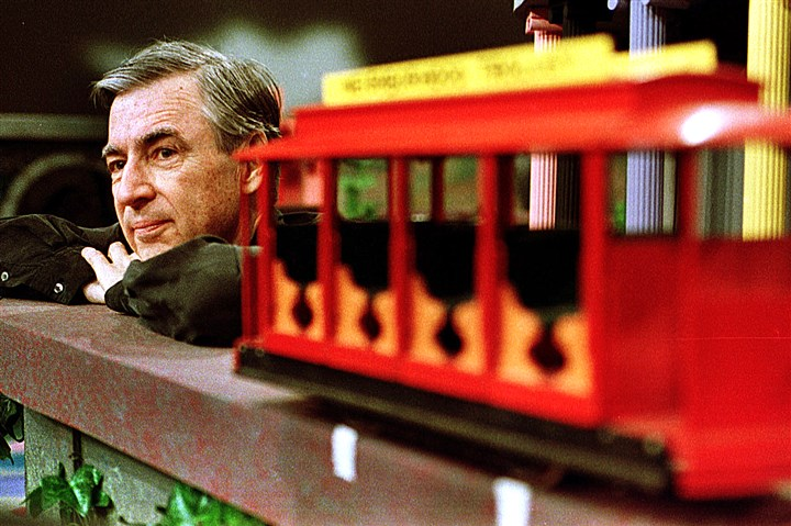 There Was A Touching Reason Mr. Rogers Explained Everything.