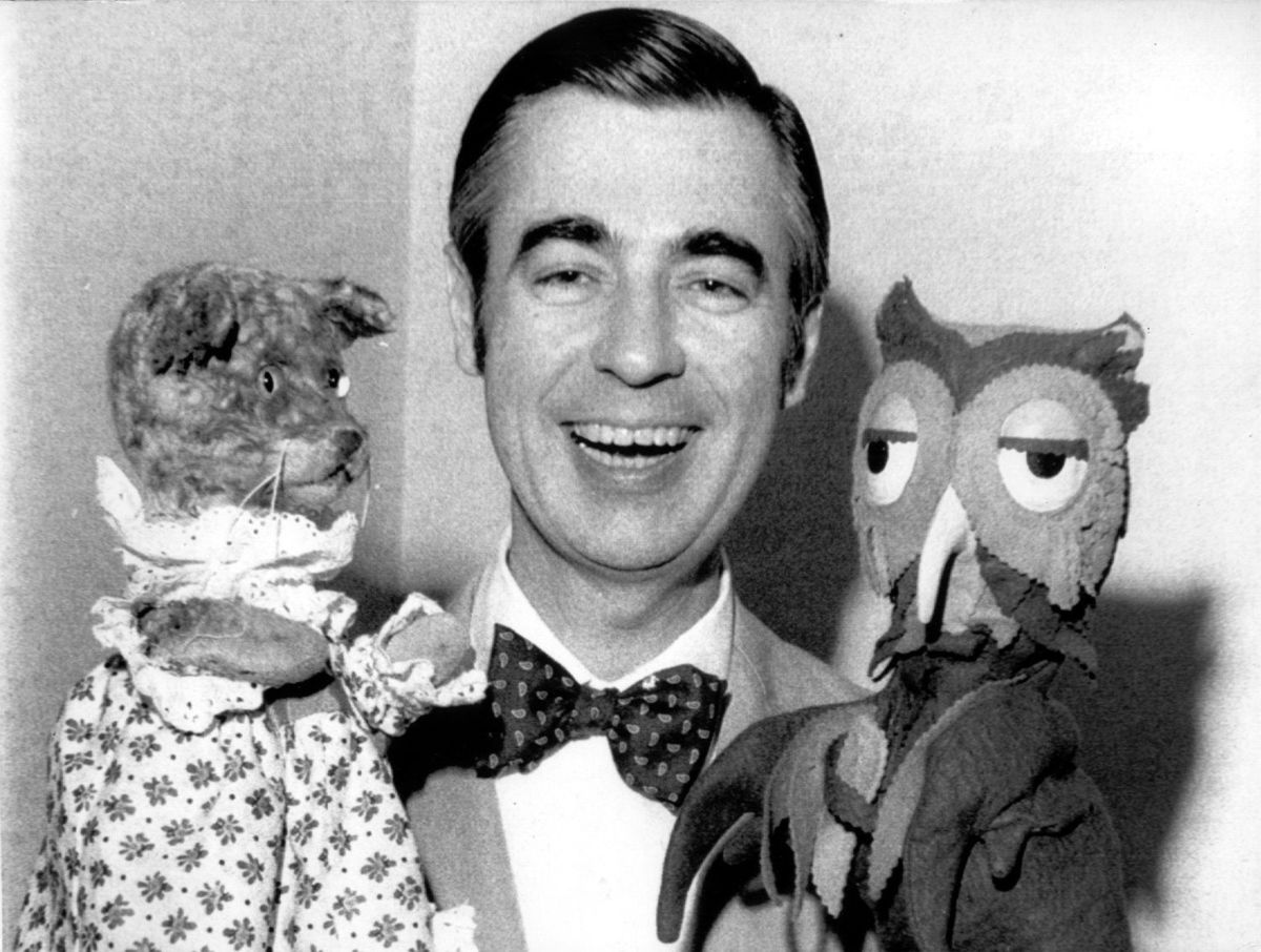 Mister Rogers Was Uniquely Constructed For Children.
