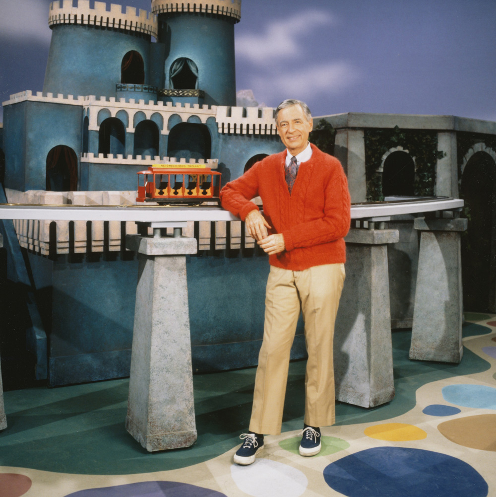 Fred Rogers Was A Prolific Musician.