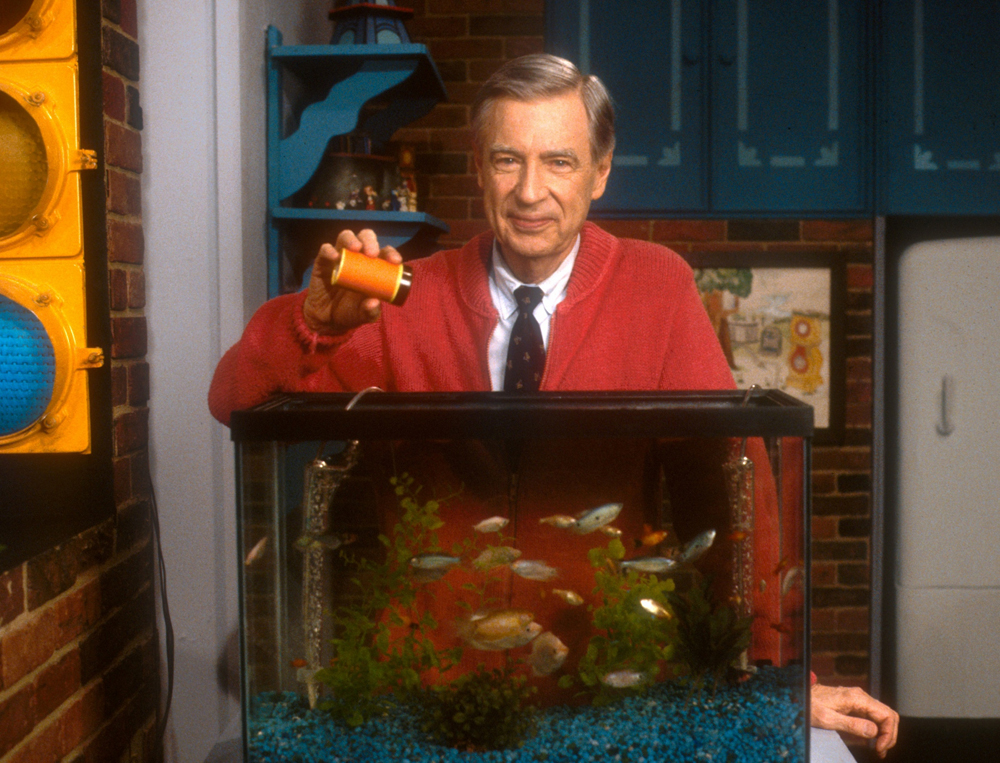 Mr. Rogers Fought To Keep PBS Around