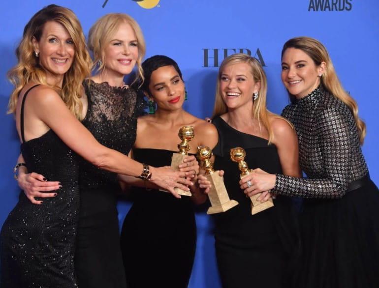 Golden Globe Win For Big Little Lies
