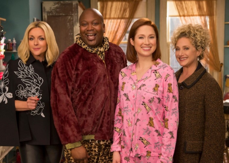 Tina Fey Continues Streak With Unbreakable Kimmy Schmidt