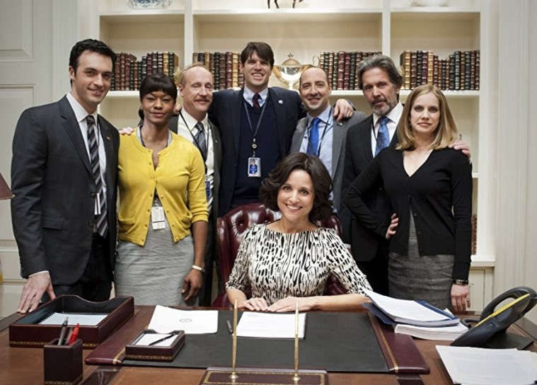 Veep And The All Star Cast