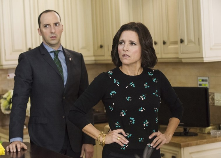 Critically Acclaimed Veep